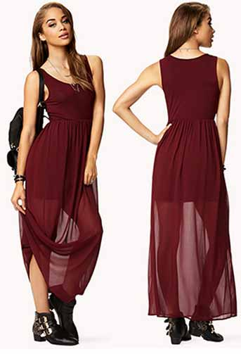Whimsical Maxi Dress